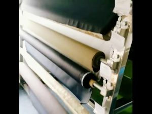 100% antistatisch polyesterweefsel met geleidend garen