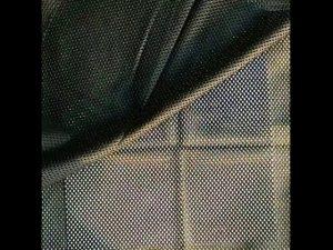160 grams polyester kettinggebreide netstof voor militair vest