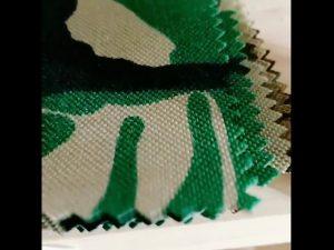 2018 warme, 100% polyester, fleece-density gebonden jersey jasstof