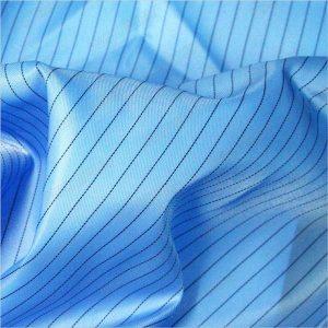 5mm-stripe-twill polyester-antistatisch-geweven stof