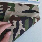Camouflagepatroon 80/20 katoen polyester twill stof voor militair uniform