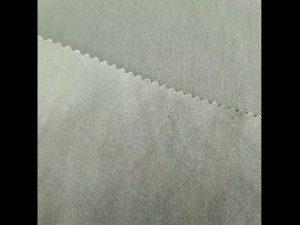 Comfortabel textiel en katoenen kledingstuk in katoenjasje
