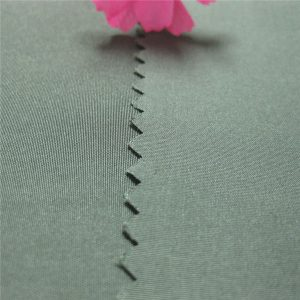 hete verkoop pongee stof 100% polyester garen garen pongee stof 190t