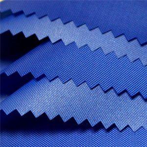 210D polyester melkachtige pu coating waterdichte oxford stof
