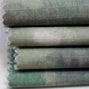 Antistatische militaire afdrukken Ripstop katoenweefsel voor leger kledingstuk