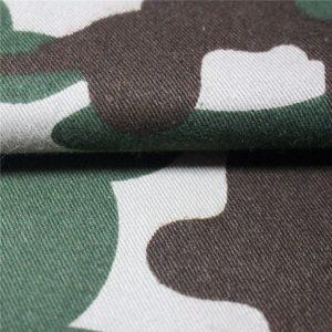 80% katoen, 20% polyester, vuurvaste keperstof