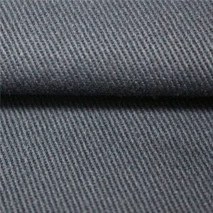 werkkledij met eenvormige, katoenen keperstof