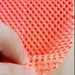 Polyester tricot warp gebreide mesh militaire rugzak zak stof