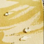 Supersterke desert camouflage 1000D nylon oxford PU gecoate stof