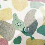 Waterdichte nylon camara bedrukte stof van 1000D nylon cordura