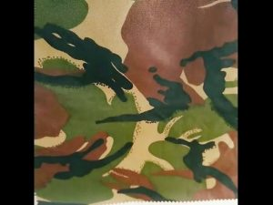 camouflage bedrukte waterdichte ripstop nylon oxford uniforme militaire stof