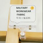 set herenaccessoires digitale camouflagestof voor militair jasje