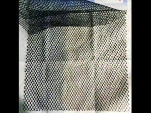 proefbestelling 100% polyester legertassen voering mesh duurzame stof